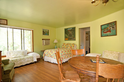 family hospitality space